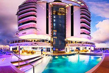 Mediterranean western cruise