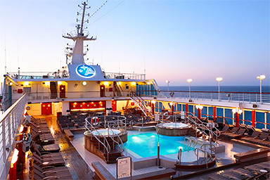 Mediterranean eastern cruise