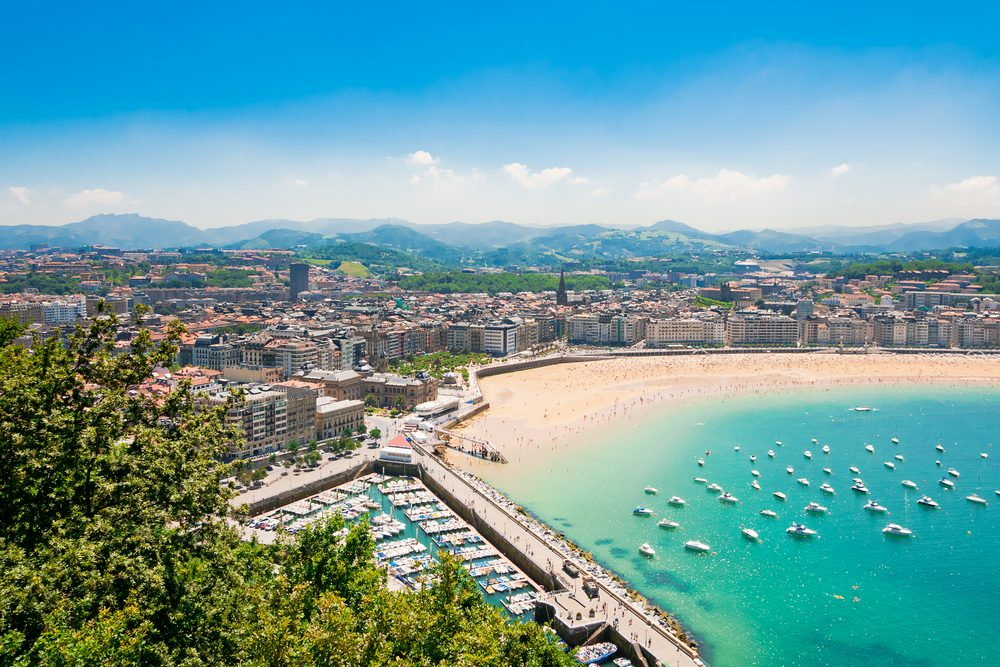 Holidays to San Sebastian