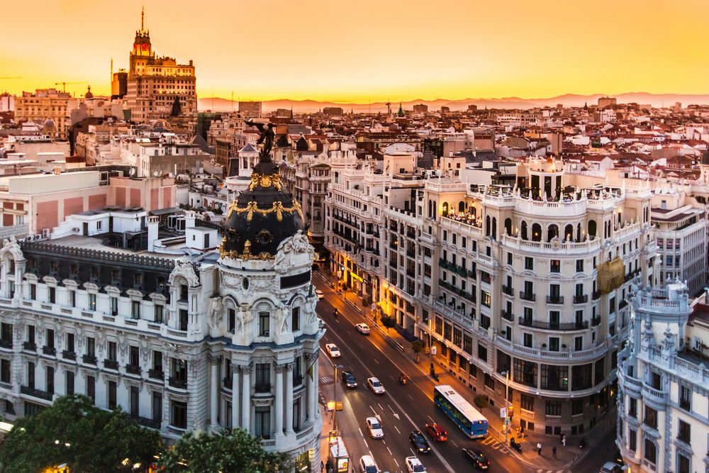 Holidays to Madrid
