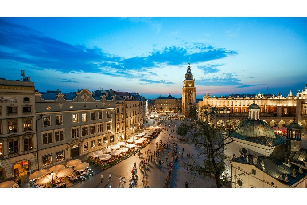 Holidays to Krakow