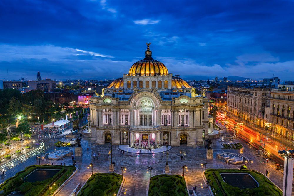 Holidays to Mexico City