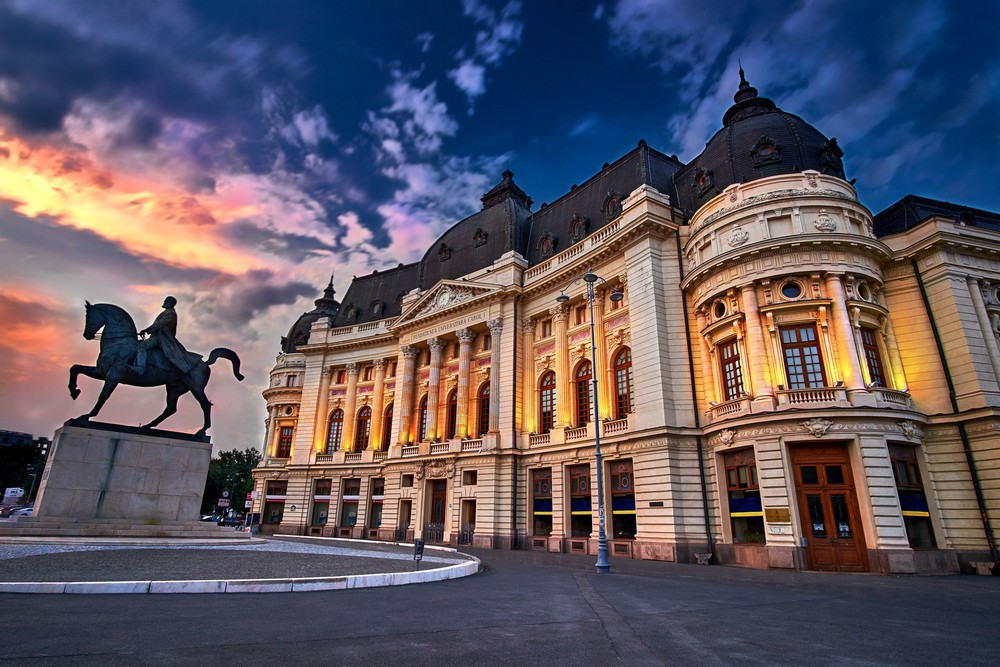 Holidays to Romania