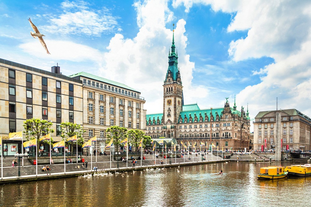 Holidays to Hamburg