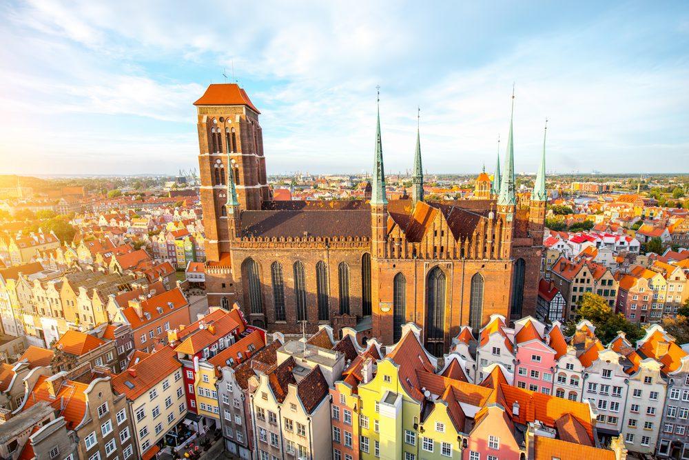 Holidays to Gdansk