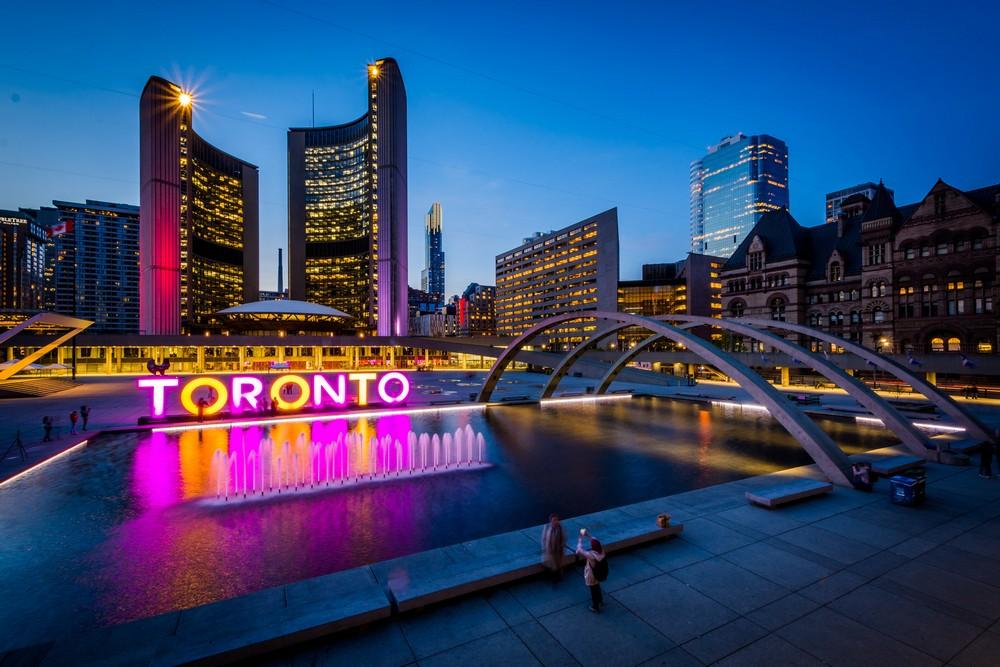 Holidays to Toronto