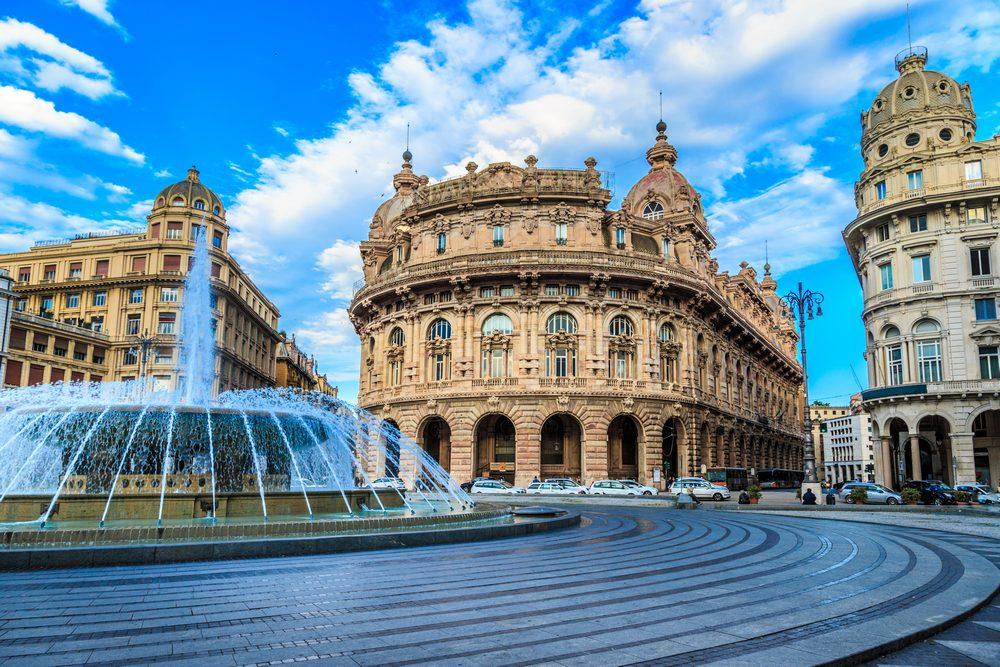 Holidays to Genoa