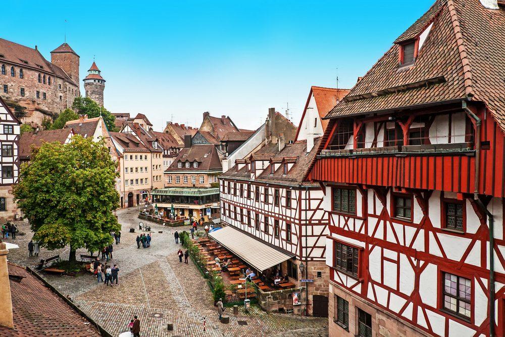 Holidays to Nuremberg