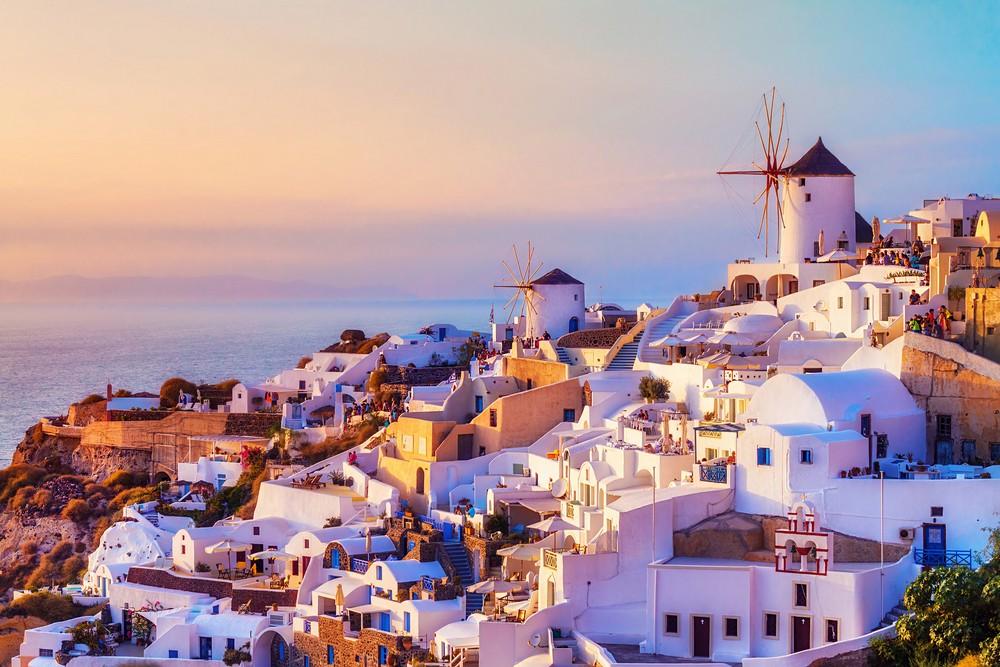 Holidays to Santorini