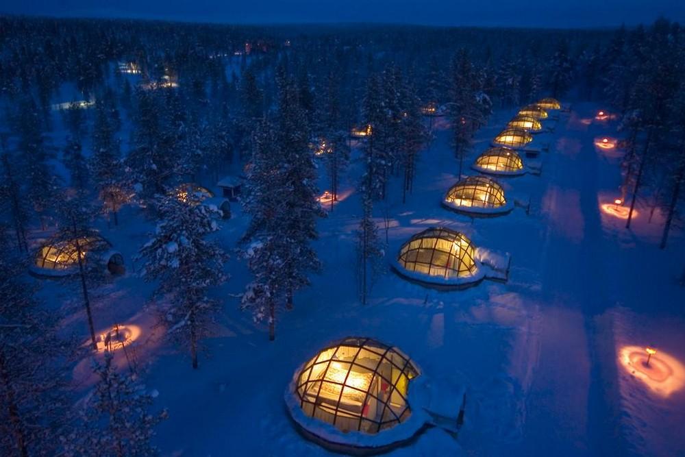 Holidays to Rovaniemi Lapland
