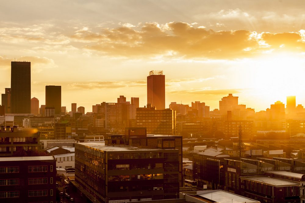 Holidays to Johannesburg
