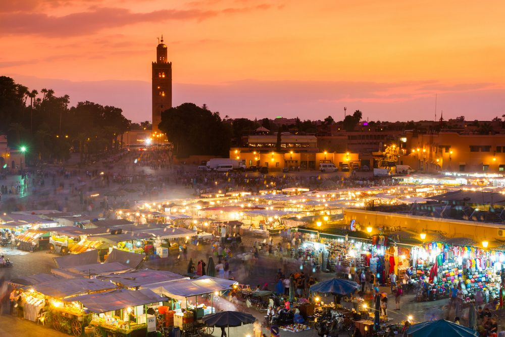 Holidays to Marrakech